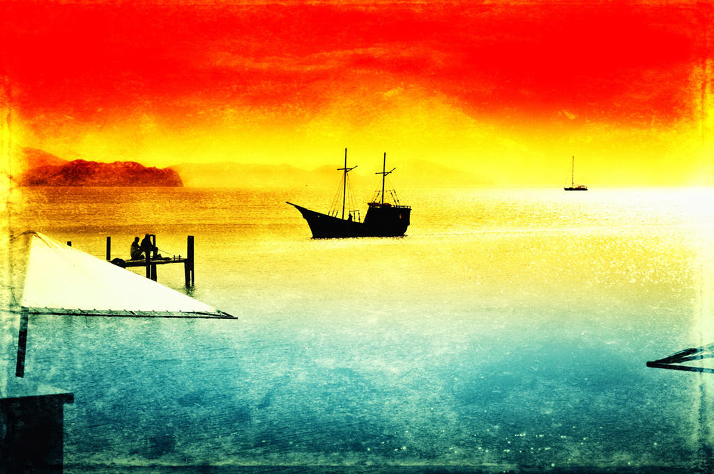 Colored Dreams by Bobbyus