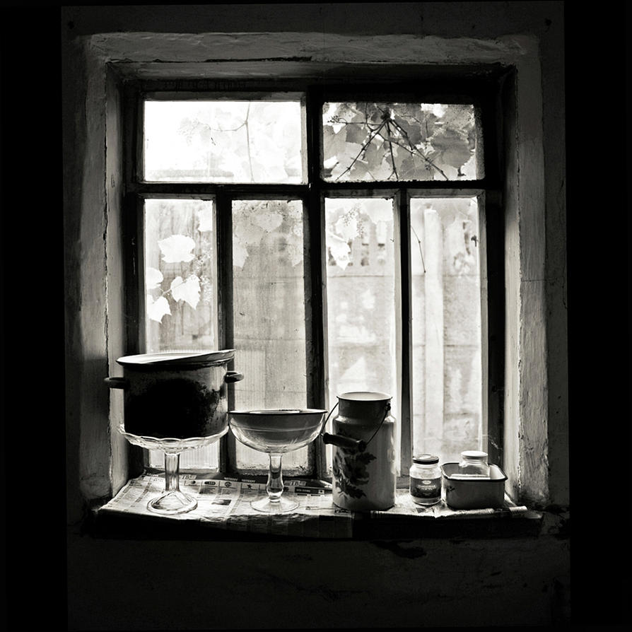 Still Life In The Old Country House by Bobbyus