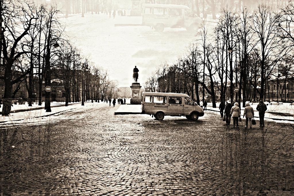 Walk around the Mikhailovsky Castle.17 by Bobbyus