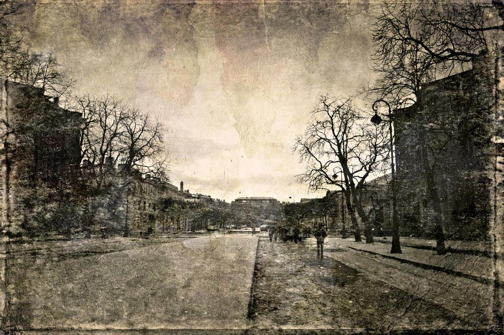 Walk around the Mikhailovsky Castle.25 by Bobbyus