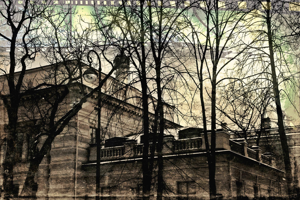 Walk around the Mikhailovsky Castle.27 by Bobbyus
