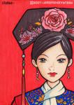 Manchu Lady