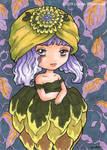 Artichoke Girl