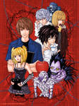 Deathnote Eightsome