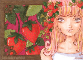 Strawberry Festival by yuzukko