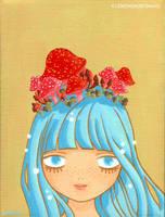 Toadstool Marion by yuzukko