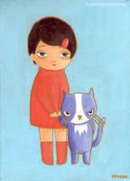 Suzy and Alistair by yuzukko