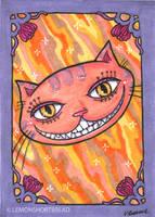 Cheshire Cat II by yuzukko
