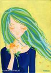 Petals in the Wind by yuzukko