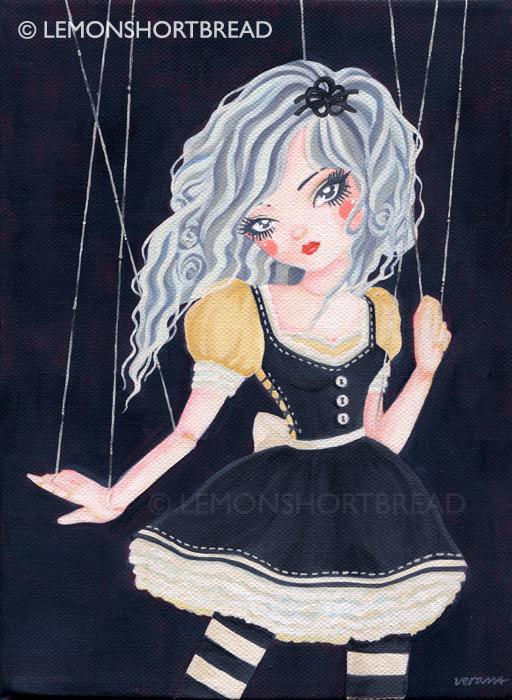 Marie Marionette by yuzukko