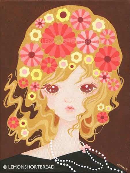 Floral Pop by yuzukko