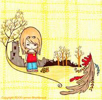Lemon-chan somewhat by yuzukko