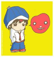chibi say something by yuzukko