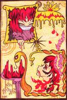 solomon bites the worm by yuzukko