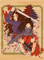 Coverart Avenger of Blood by yuzukko
