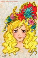Flower Girl Summer by yuzukko