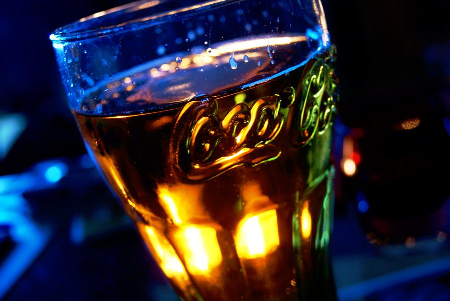 Coca Cola HDR by Dephilis