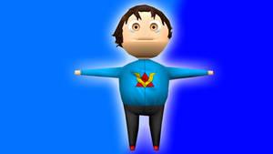 Venturian 3D Animation Anime Chibi (VenturianTale) by HomelessGoomba