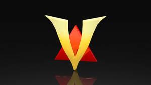 VENTURIANTALE! Venturian Logo 3D Render by HomelessGoomba