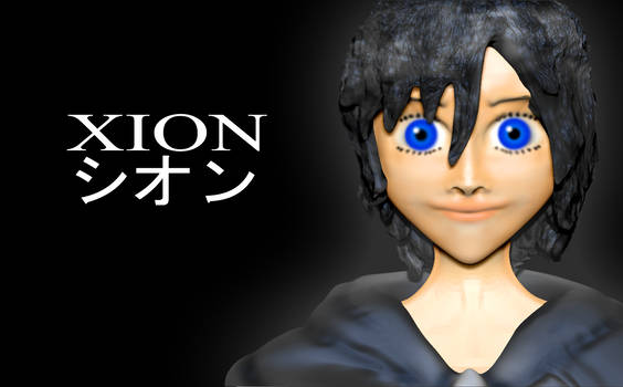 XION Kingdom Hearts Organizaton XIII 3D Render!