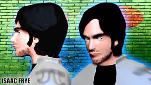 Johnny Toast - Venturiantale 3D Model Render by HomelessGoomba