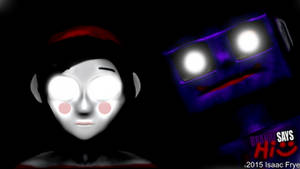 BRANDI SAYS HI HD Wallpaper! - 2D Horror Game by HomelessGoomba