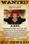 Wanted: Axel