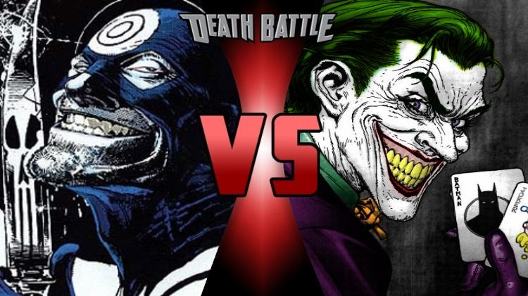 death battle bullseye vs the joker prelude by mr pepsi and pizza