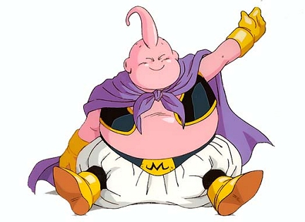 majin buu will destroy everything in death battle by mr pepsi and