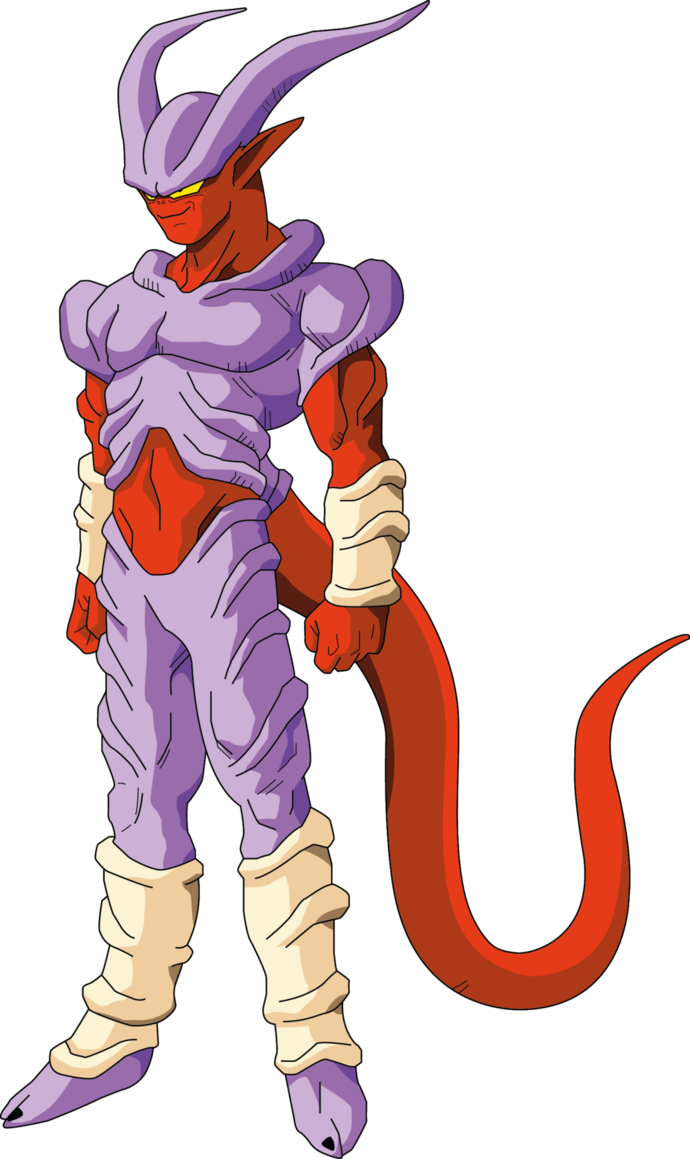 Janemba warps dimensions in DEATH BATTLE! by Mr-Pepsi-and