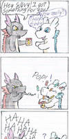 Dragon Brothers Comic for J-C