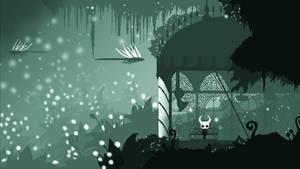 Hollow Knight (fanart) by hawec