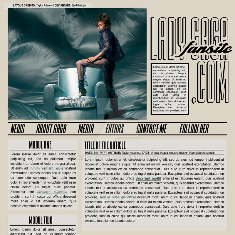 gaga website