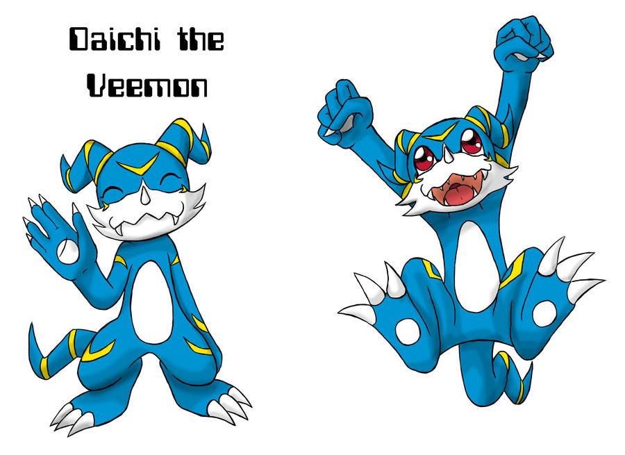 digimon veemon evolution - photo #37