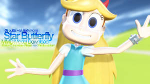 [MMD] Star Butterfly Download