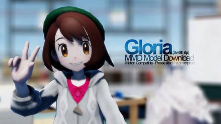 [MMD] Gloria Download