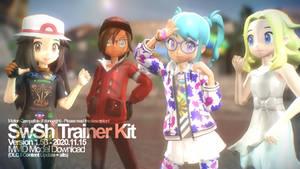 [MMD] SwSh Trainer Kit v1.5b (Nov. 15) Download