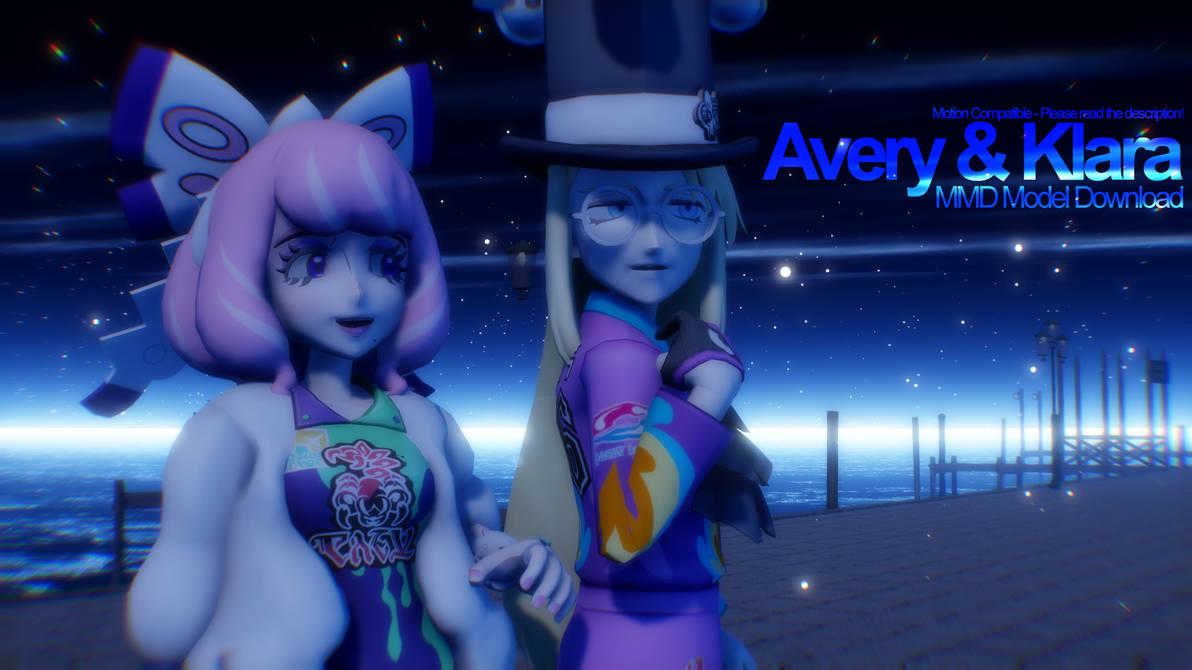 [MMD] Avery and Klara Download