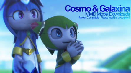[MMD] Cosmo and Galaxina Download