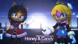 [MMD] Honey and Candy Download