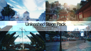 [MMD] Unleashed Stage Pack Download