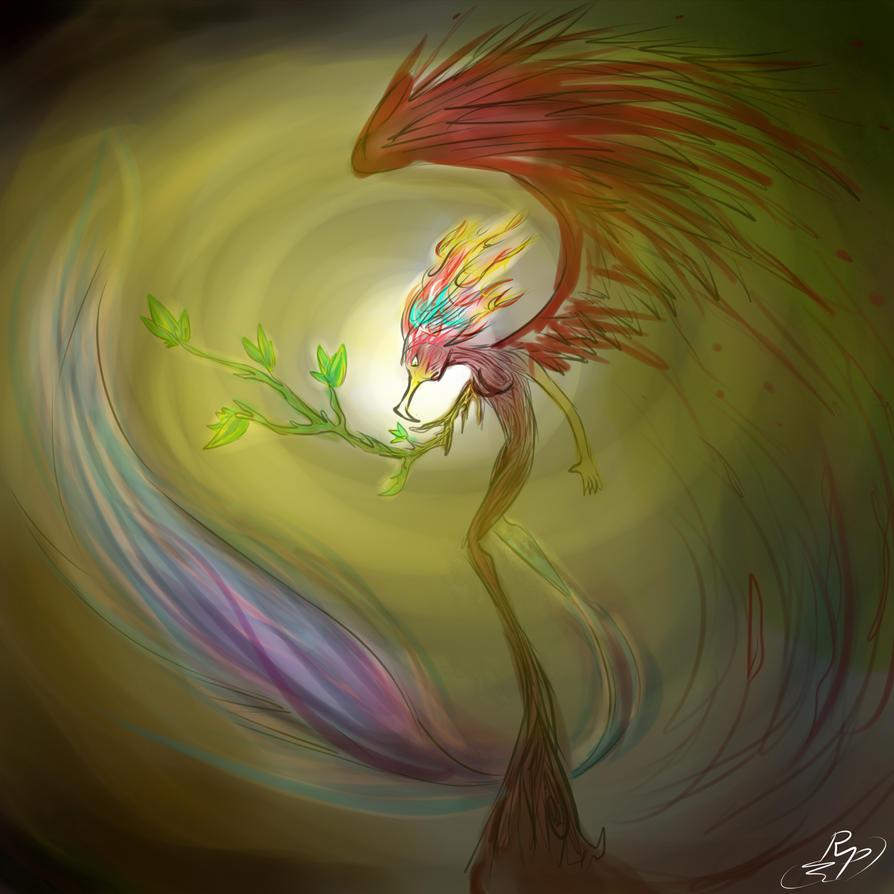 Oftenabird by PalosCheco