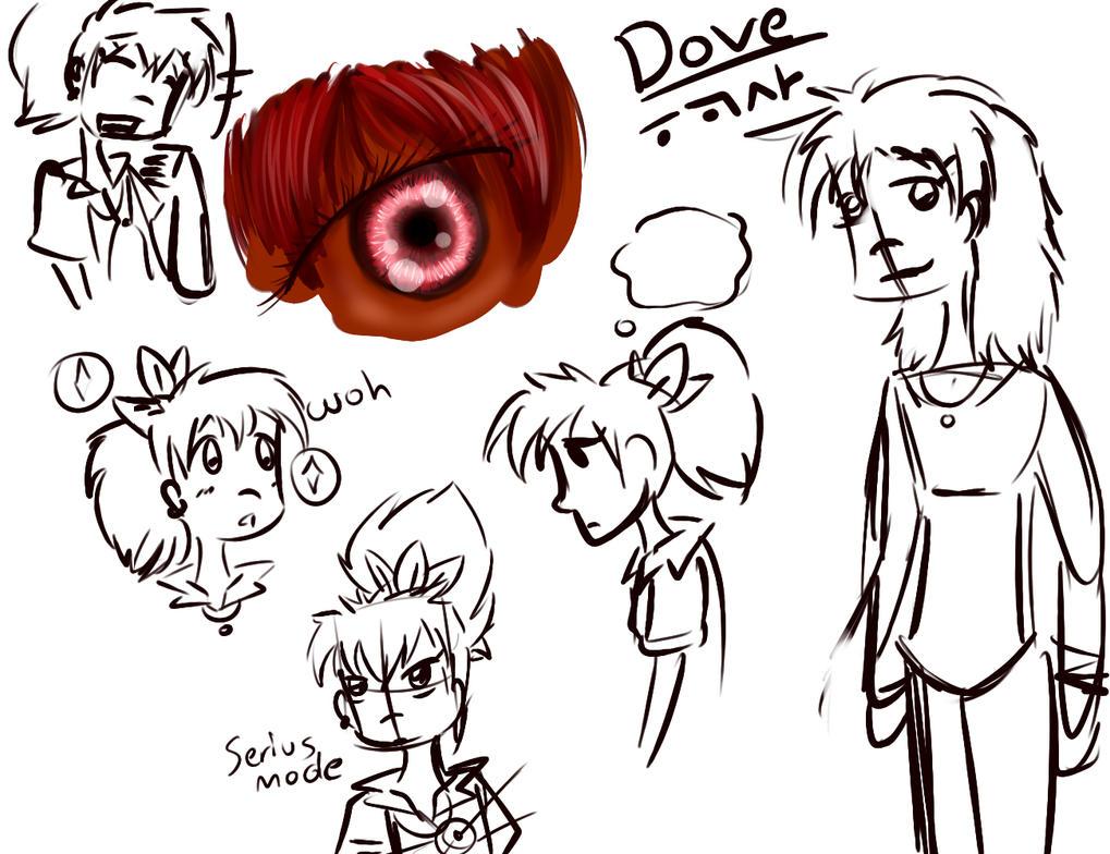 sketches[Dove] by PalosCheco