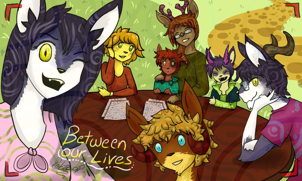 Between our lives by PalosCheco