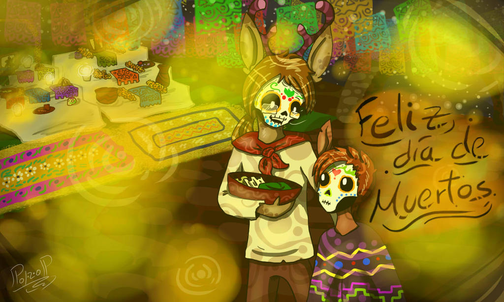 Mexican tradition by PalosCheco