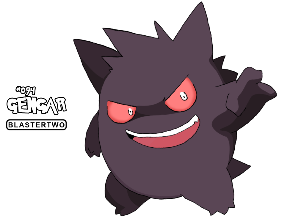 Pokemon Gengar | www.imgkid.com - The Image Kid Has It!