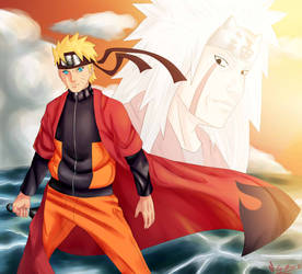 You will become a good Hokage by LacteaWay