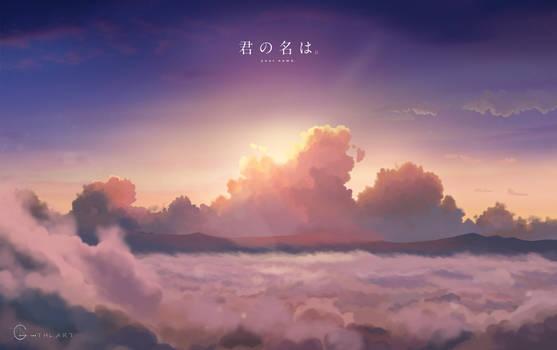 Sky Sketch Kimi No Nawa