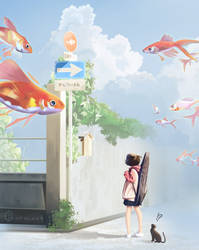 Flying Fishes