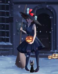 Halloween Kiki